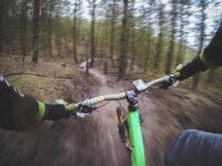 Biking - Lake Almanor