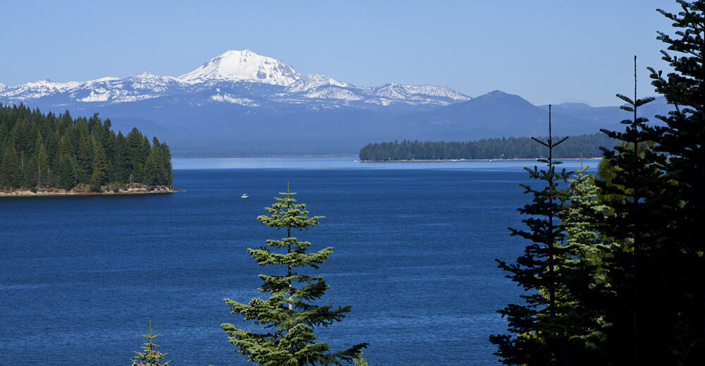 Lake Almanor California