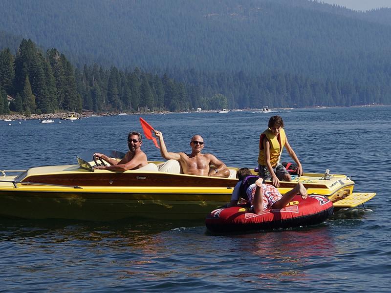 Watersports at Lake Almanor