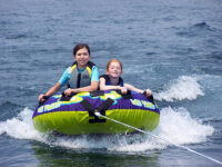 Watersports at Lake Almanor